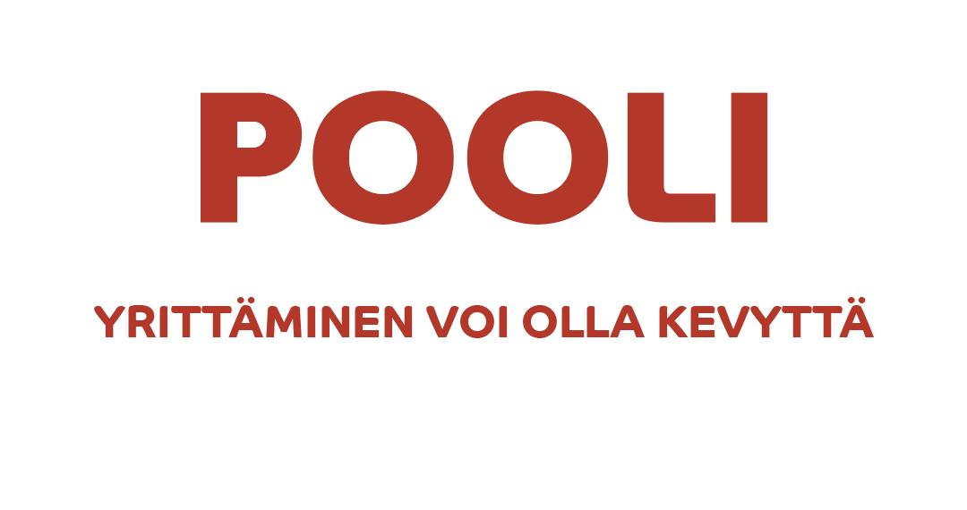 Uusi Pooli on täällä!